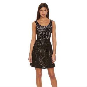 Minnie Rocks the Dots Juniors Lace Dress